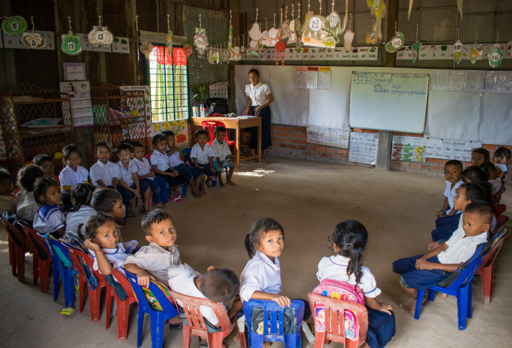Improving Access to Early Childhood Education in Rural Cambodia 01