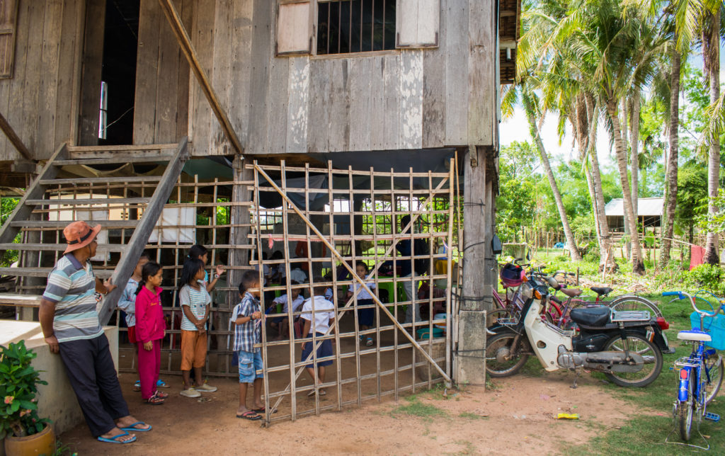 Improving Access to Early Childhood Education in Rural Cambodia 02