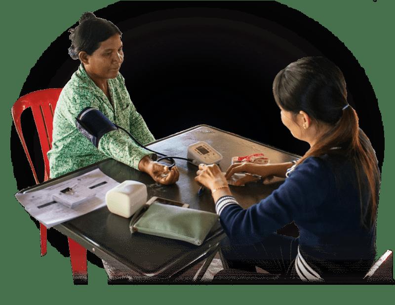 Health Programme - Village Health Volunteer