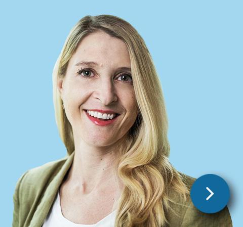 TGF Co-Chair - Fabienne