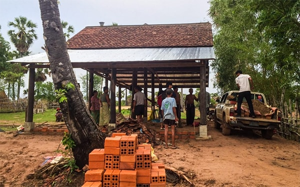 Improving Access to Early Childhood Education in Rural Cambodia