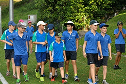Getting Involved - UWCSEA Walkathon 2017