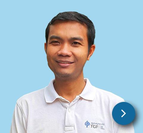 TGF Programme ManagerWater & Sanitation - Saren Roet